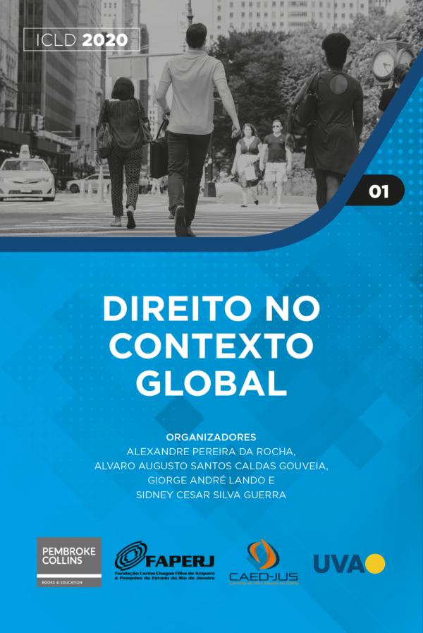 Capa_Direito no contexto global (ICLD 2020/CAED-Jus)